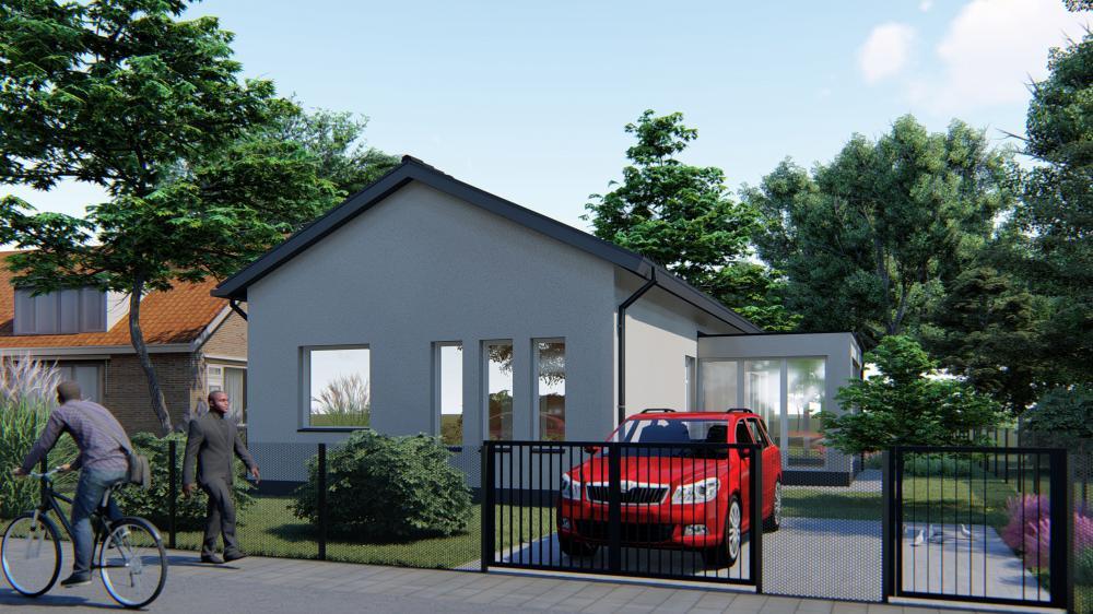 Új építésű ház Szegeden -ELKELT