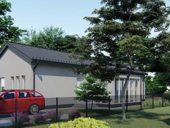 Új építésű ház Szegeden